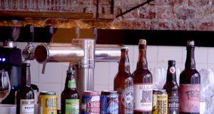 craft beer at Jones