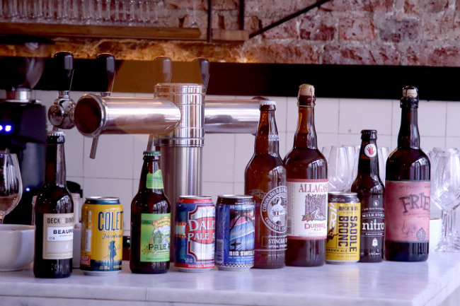 Craft Beer and Food Pairing in the Heart of Paris