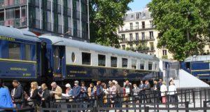 Orient Express Exhibition at the Institut du Monde Arabe