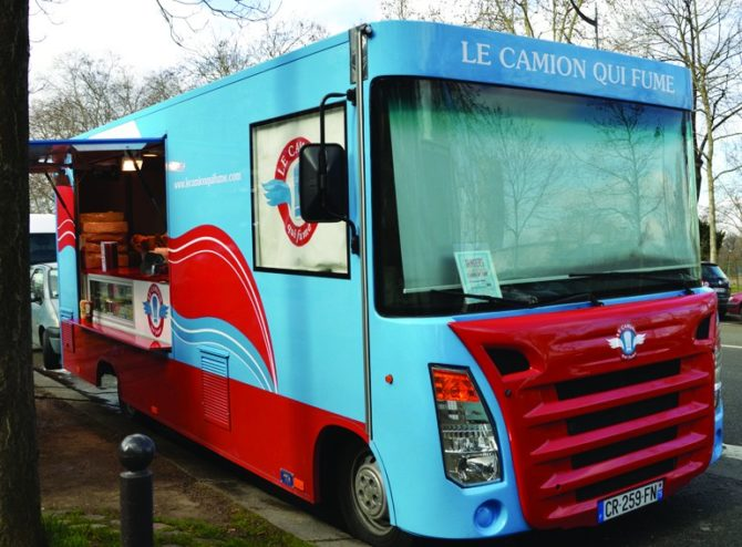 Are Gourmet Food Trucks Here to Stay in Paris?