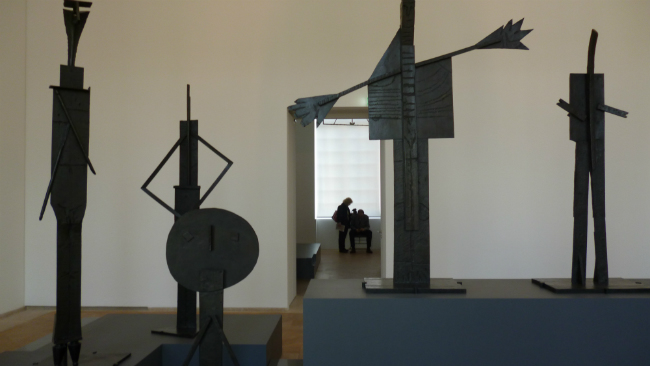 Les Baigneuses, Picasso (1954)