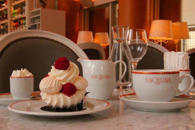 Angelina pastry