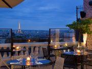 "Terrass"" Hotel, Paris"
