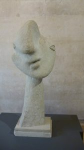 Tête by Picasso