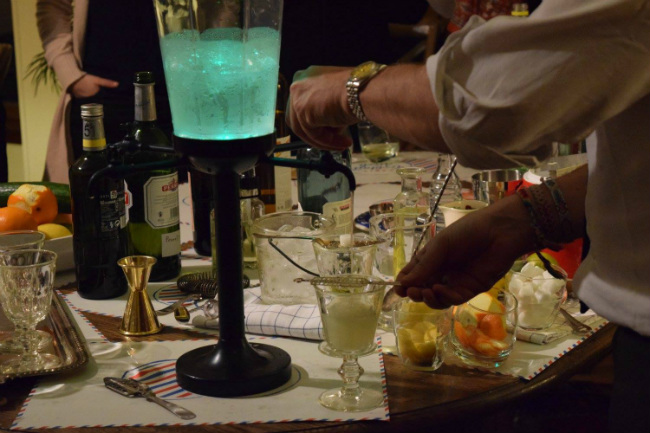 Nights out in Paris: Art of Apéro with The Chamber