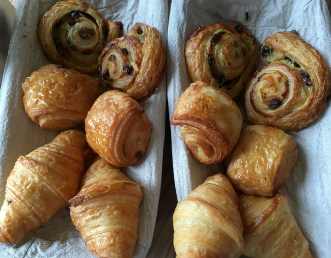 UpDELI breakfast delivery in Paris