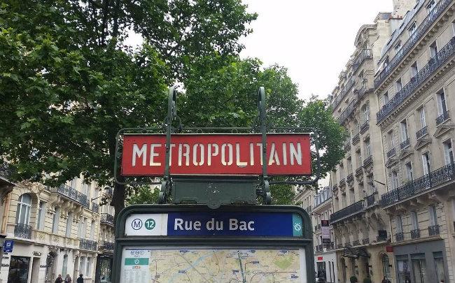 Rue du Bac metro station