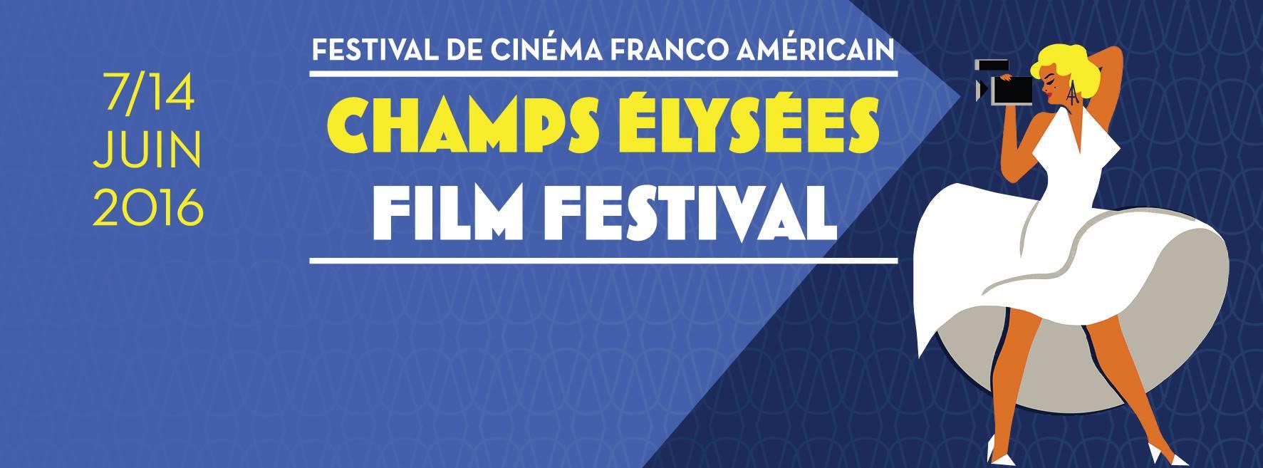Champs-Elysées Film Festival 2016