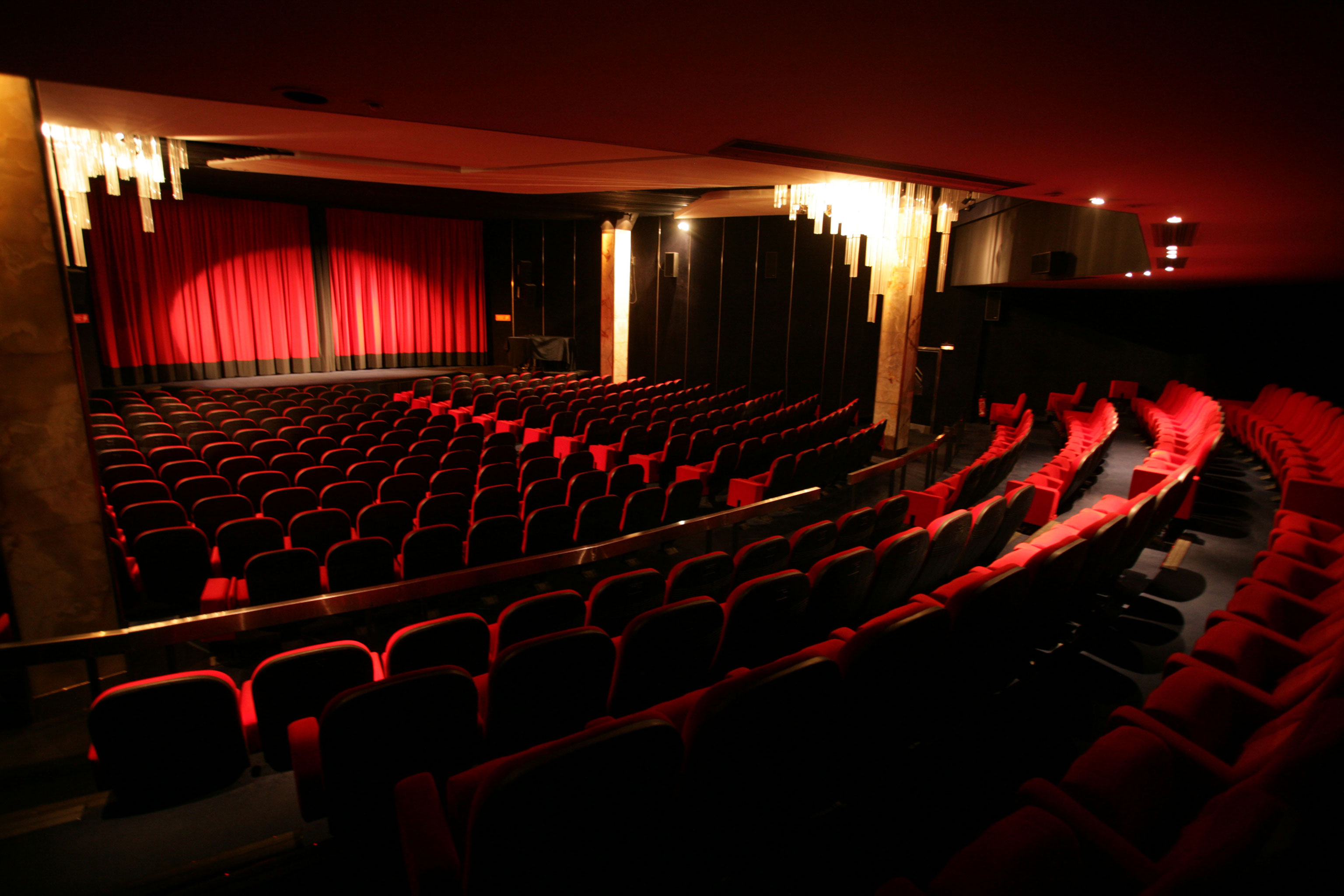 Le Balzac cinema, Paris