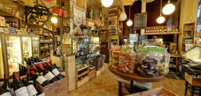 A day in the life of celebrity chef thierry marx - Comptoir de la gastronomie ...