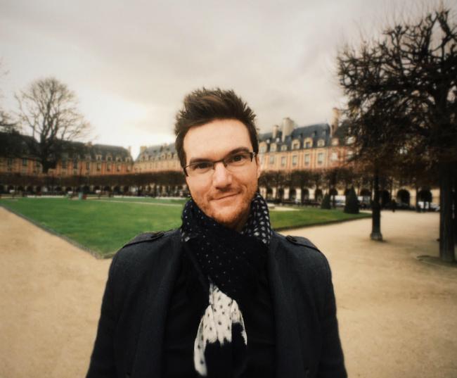 Paris Favorites: Meet Contributor Corey Frye