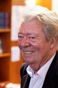 Jean-Jacques Sempé at the Salon du Livre in Paris 2011