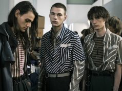 Exclusive backstage at the #LanvinSS17 Runway Show