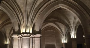 """Monuments en Mouvement"" at the Conciergerie"
