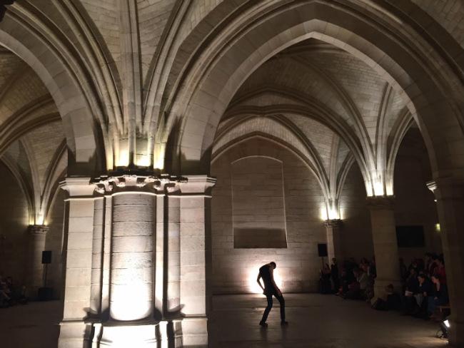 """""""Monuments en Mouvement"""" at the Conciergerie"""