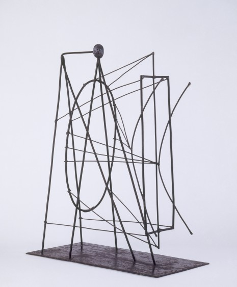 Pablo Picasso, maquette for Apollinaire Memorial