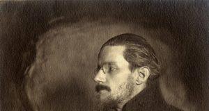 James Joyce in Zurich c.1918/