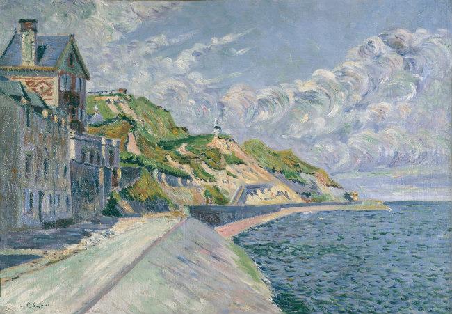 Signac, Port-en-Bressin, Le Cartel