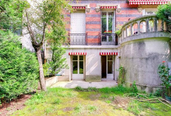 duplex apartment for sale near the Trocadero