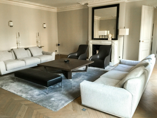 luxury apartment for sale on the Avenue Hoche