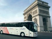 Le Bus Direct from CDG airport in Paris