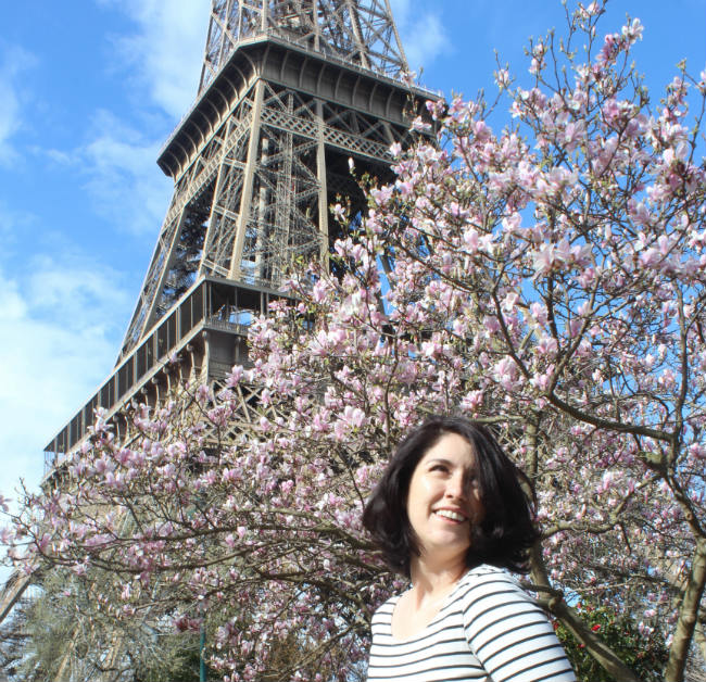 Paris Favorites: Meet Contributor Lisa Czarina Michaud