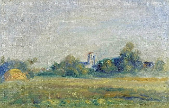 Essoyes, Renoir