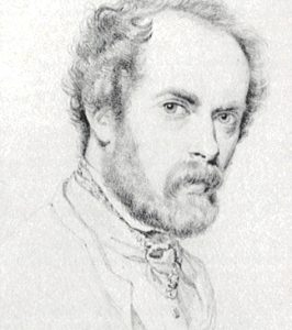 Jean Ignace Isidore Gérard Self Portrait / Public Domain