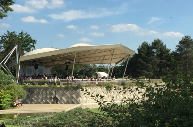 Jazz and More: Summer in the City at the Parc Floral