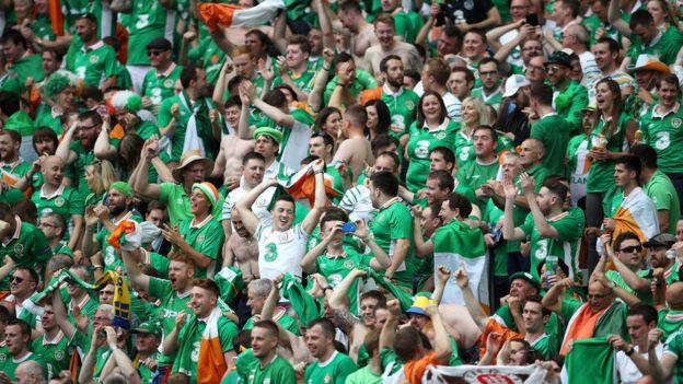Irish Football Fans Receive Prestigious Paris Medal