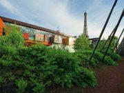 Musée du quai Branly, garden