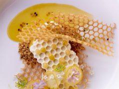 """Miel de Corse"" dessert"
