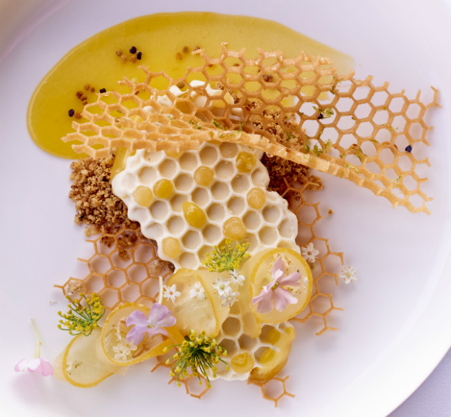 L'Abeille at the Shangri-La Hotel, Paris