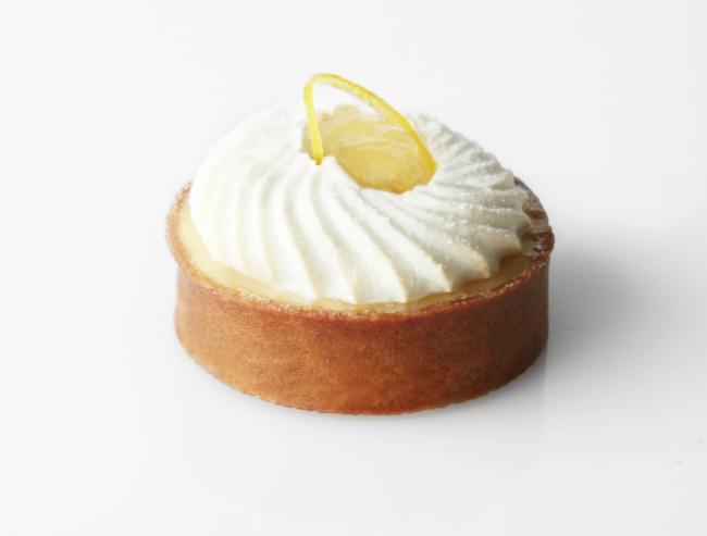 Angelo Musa's tarte au citron.