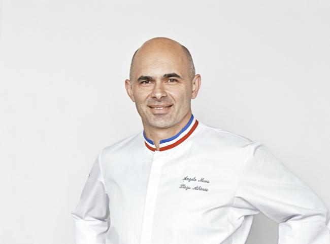 Angelo Musa, New Head Pâtissier at Hôtel Plaza Athénée