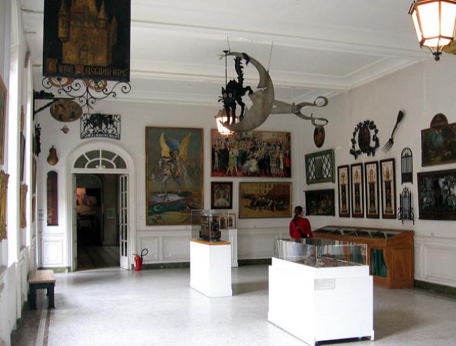 Musée Carnavalet courtesy of Oliver Mallich/Flickr