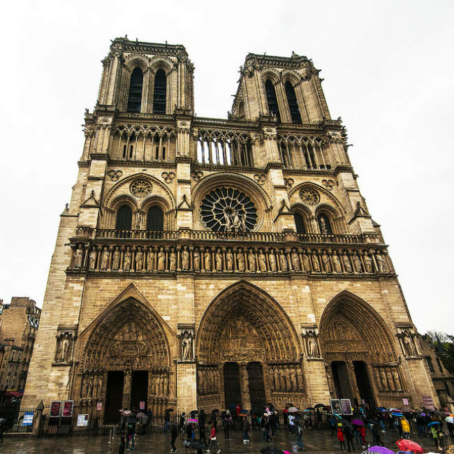 Notre Dame Cathedral by bvi4092/Flickr