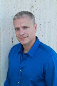 Author Mark Pryor