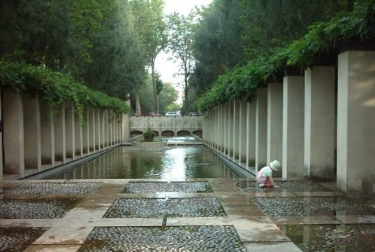 Parks gardens bonjour paris for Jardin yitzhak rabin