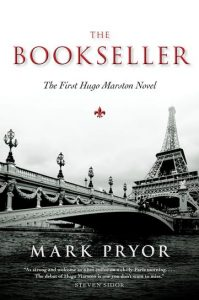 """""""The Bookseller"""" by Mark Pryor"""