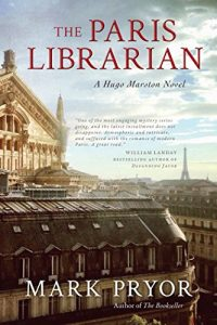 """""""The Paris Librarian"""" by Mark Pryor"""