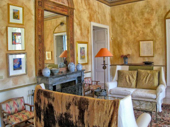Paris interior design