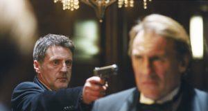 "A still from the 2004 film ""36 quai des Orfèvres"" starring Gérard Depardieu"