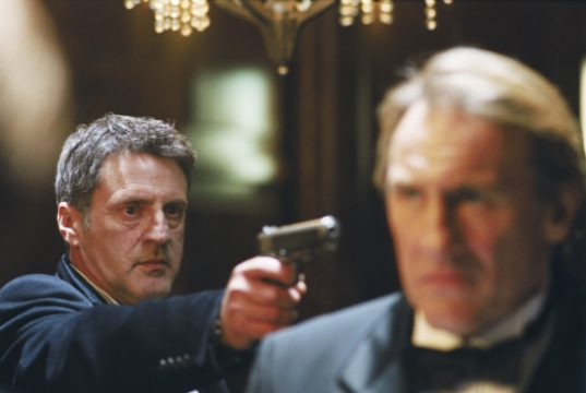 "A still from the 2004 film ""36 quai des Orfèvres"" starring Gérard Depardieu"