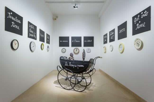 Tout est Art ?, Ben at Musée Maillol