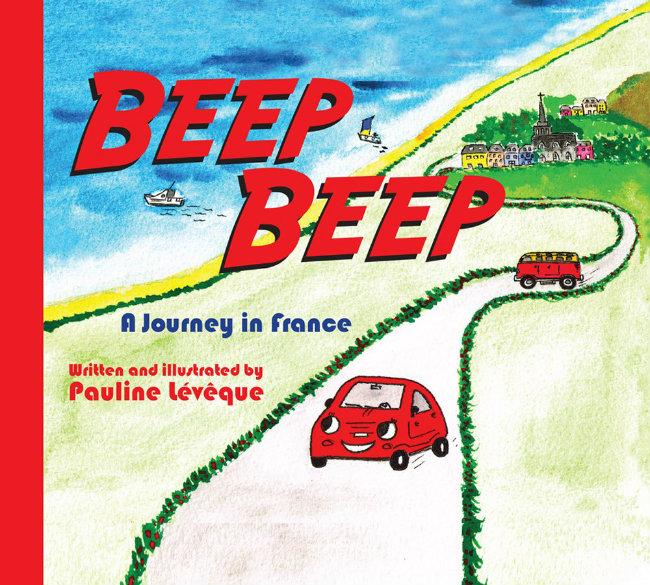Beep Beep France by author Pauline Lévêque