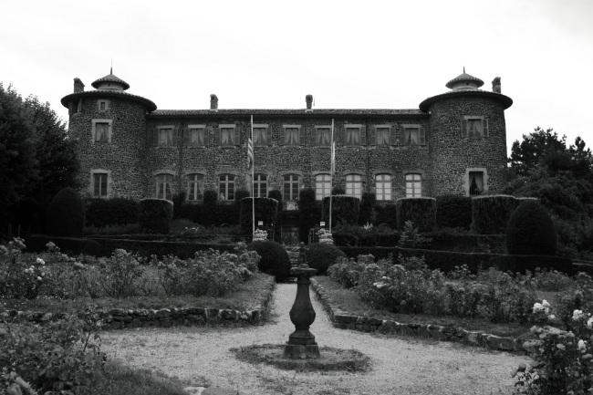 Lafayette's birthplace in Chavaniac, Auvergne