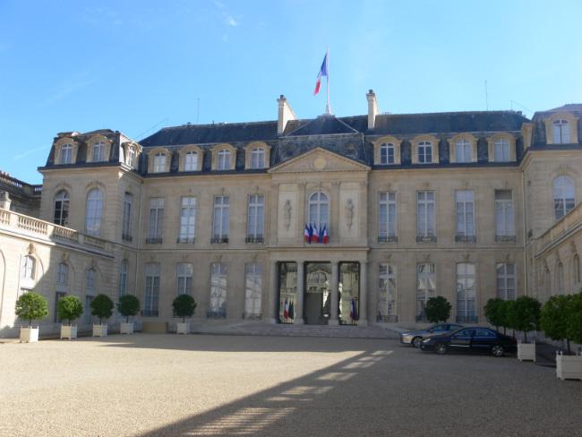 Élysée Palace.