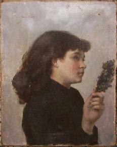 Palm Sunday, c. 1880s, Musée Municipal d'Art et d'Histoire de Colombes