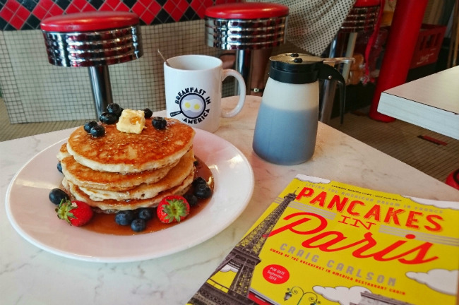 Pancakes in Paris: An Entrepreneurial Tale